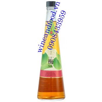 Rượu mơ Tezukuri Umeshu 720ml