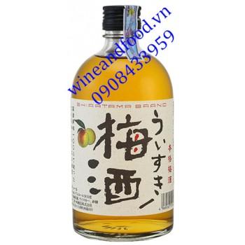 Rượu Umeshu Akashi Shiratama 500ml