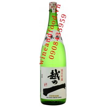 Rượu Sake Etsu No Hajime 1800ml
