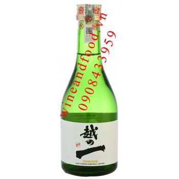 Rượu Sake Etsu No Hajime 300ml