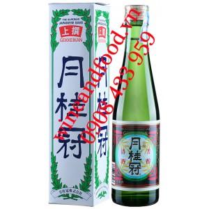 Rượu Sake Gekkeikan Josen 300ml