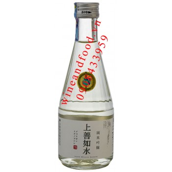 Rượu Sake Jozen White 300ml