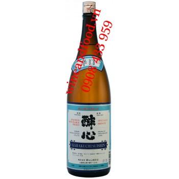 Rượu Sake Karakuchi Suishin 1l8
