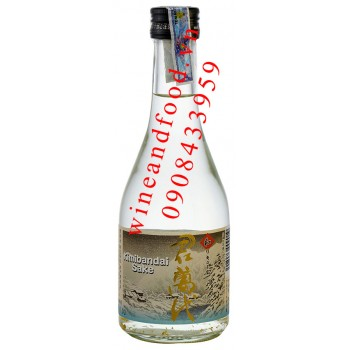 Rượu Sake Kimibandai vảy vàng 300ml