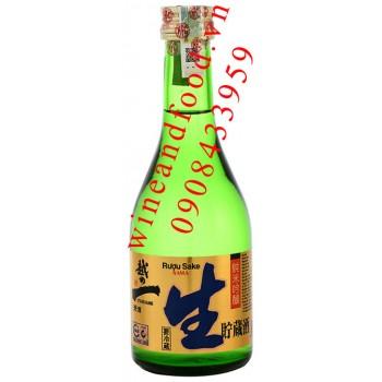 Rượu Sake Nama chai 300ml giá rẻ