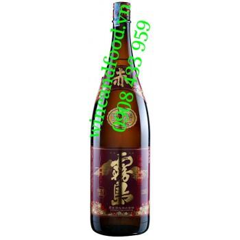 Rượu Shochu Aka Kirishima Imo 1L8