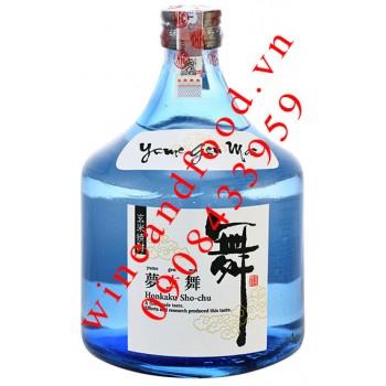 Rượu ShoChu Honkaku Yumegenmai 750ml
