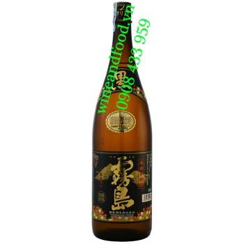 Rượu Shochu Kuro Kirishima Imo 1l8