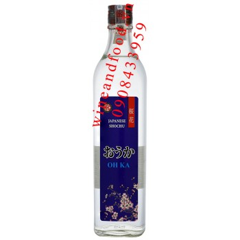 Rượu Shochu Ohka 500ml