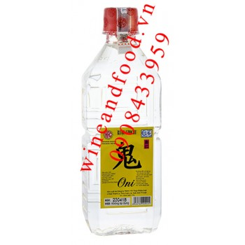 Rượu Shochu Oni 500ml