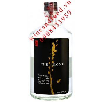 Rượu The Kome Shochu Nhật Bản 750ml