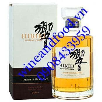 Rượu Hibiki Suntory Whisky Nhật Bản 700ml