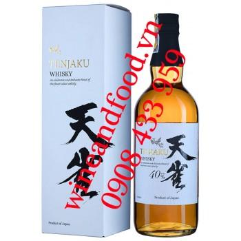 Rượu Whisky Tenjaku blend 700ml