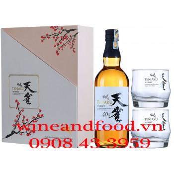 Rượu Whisky Tenjaku Blend hộp quà 700ml