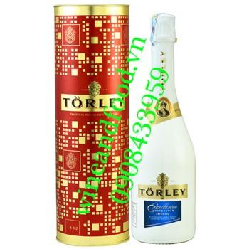 Rượu Torley trắng Chardonnay Extra Sec 750ml