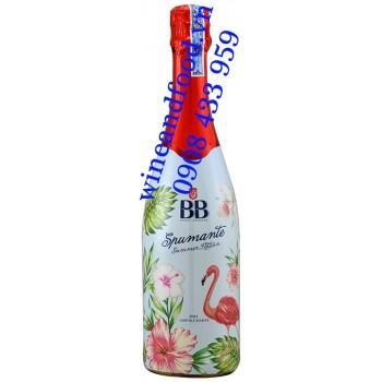 Rượu vang nổ BB Spumante Summer Edition 750ml