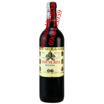 Rượu lễ Vino de Misa red wine 750ml