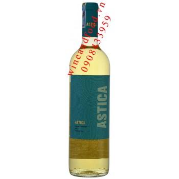 Rượu vang Astica Chardonnay trắng 750ml mẫu mới nhất