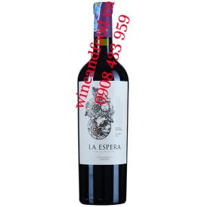 Rượu vang La Espera Malbec Funckenhausen Vineyards 750ml