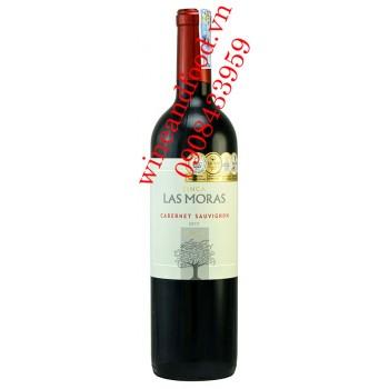 Rượu vang Las Moras Cabernet Sauvignon 750ml