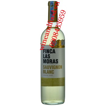 Rượu vang Las Moras Sauvignon Blanc 750ml