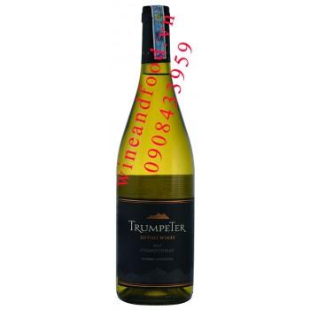 Rượu vang Trumpeter Chardonnay 750ml