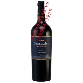 Rượu vang Trumpeter Malbec 750ml