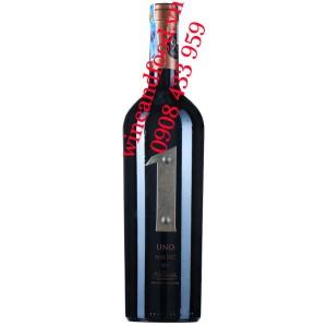 Rượu vang Uno Antigal Malbec 750ml