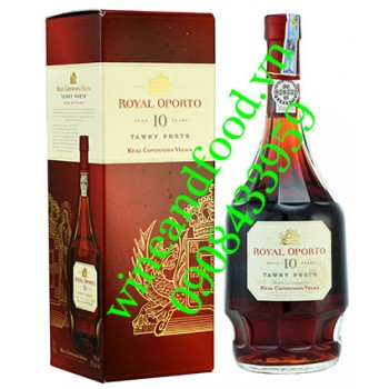 Rượu Porto Royal Oporto 10 năm