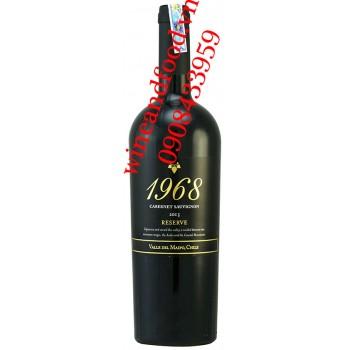 Rượu vang 1968 Reserve Cabernet Sauvignon 750ml
