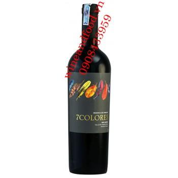 Rượu vang 7 Colores Reserva de Familia