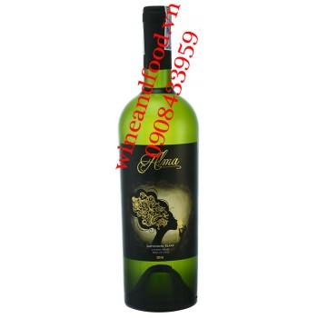 Rượu vang Alma Sauvignon Blanc 750ml