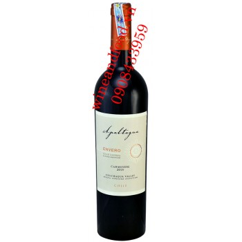 Rượu vang Apaltagua Gran Reserva Carmenere