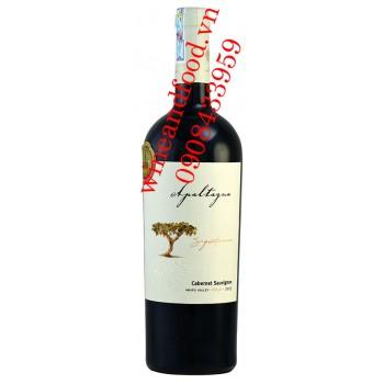 Rượu vang Apaltagua Signature Cabernet Sauvignon