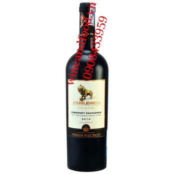 Rượu vang Panilonco Reserva Cabernet Sauvignon 750ml