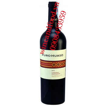 Rượu vang Puro Huaso Cabernet Sauvignon
