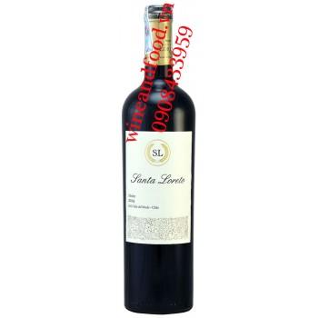 Rượu vang Santa Loreto Merlot 750ml