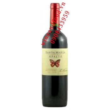Rượu vang Santa Maria Aplta Cabernet Sauvignon 750ml