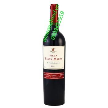 Rượu vang Villa Santa Marta Cabernet Sauvignon