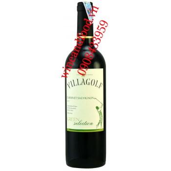 Rượu vang Villagolf Green Selection Cabernet Sauvignon