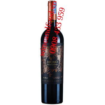 Rượu vang Aromo Barrel Selection The Blend 750ml