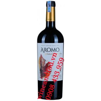 Rượu vang Aromo Winemaker's Selection Cabernet Sauvignon Syrah