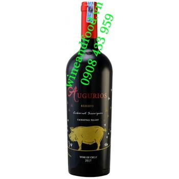 Rượu vang Augurios Cabernet Sauvignon Reserve 750ml