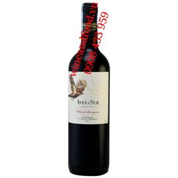 Rượu vang Aves Del Sur Cabernet Sauvignon 750ml