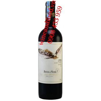 Rượu vang Aves Del Sur Cabernet Sauvignon Grand Reserva 750ml