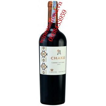 Rượu vang Chaku Cabernet Sauvignon 750ml
