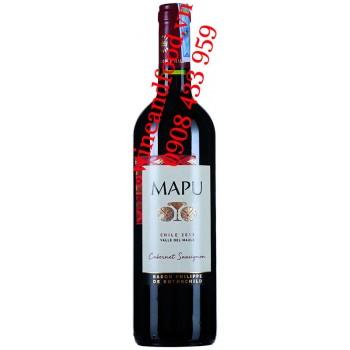 Rượu vang Mapu Cabernet Sauvignon 750ml