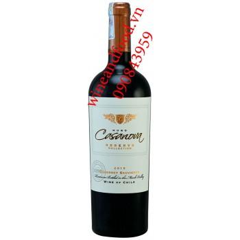 Rượu vang Hugo Casanova Reserve Collection Cabernet Sauvignon