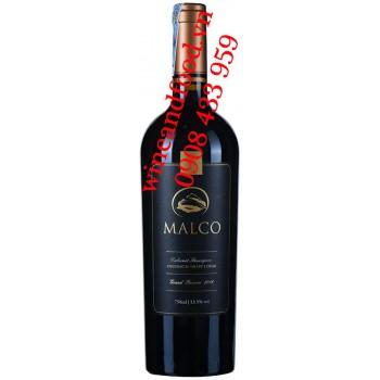 Rượu vang Malco Cabernet Sauvignon Grand Reserve 750ml