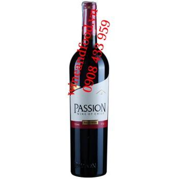 Rượu vang đỏ ngọt Passion Sweet wine 750ml